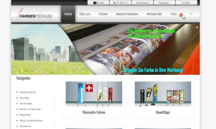 Suchmaschinenoptimierung & AdWords fuer Fahnen