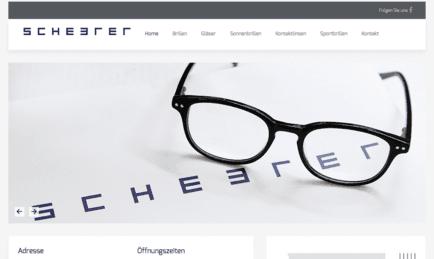 Suchmaschinenoptimierung & Adwords fuer Optiker