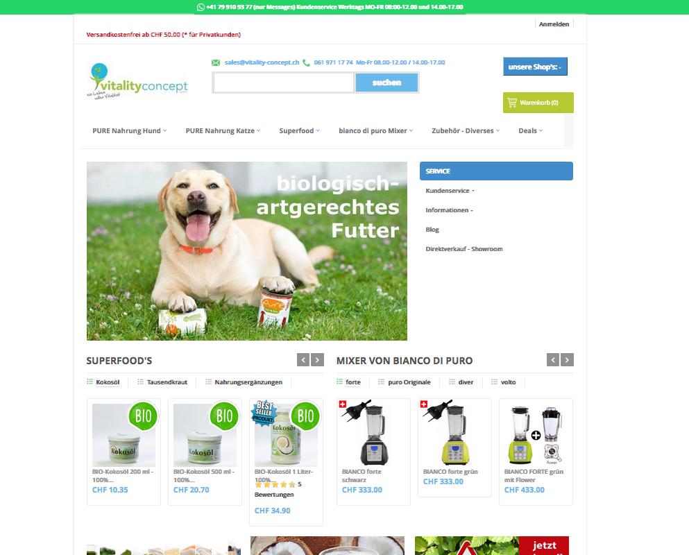 Suchmaschinenoptimierung für Onlineshops