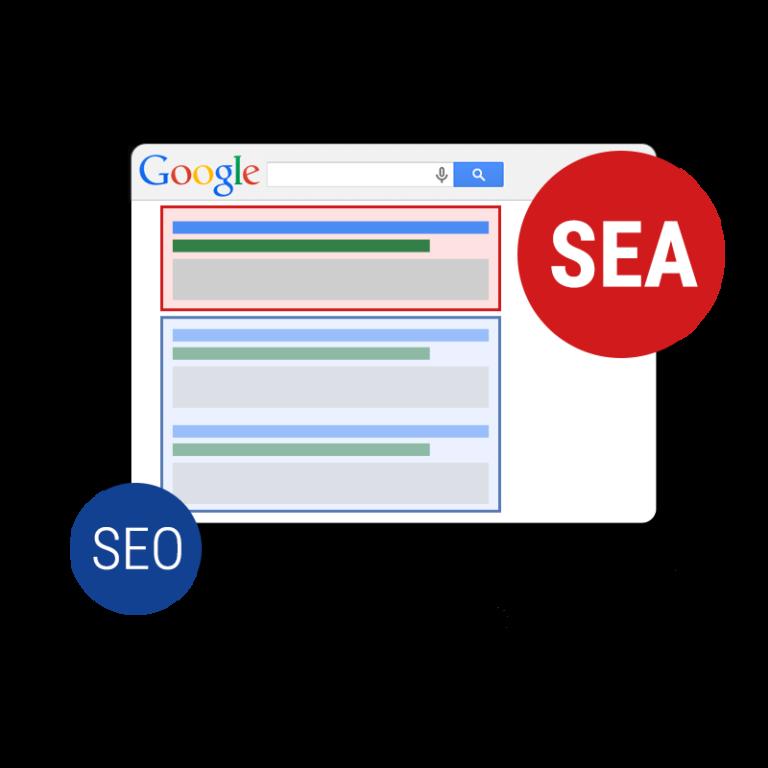 Google-SEO-vs-SEA